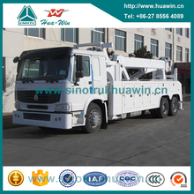 Sinotruk HOWO 6x4 50 Ton Wrecker Towing Truck for Sale