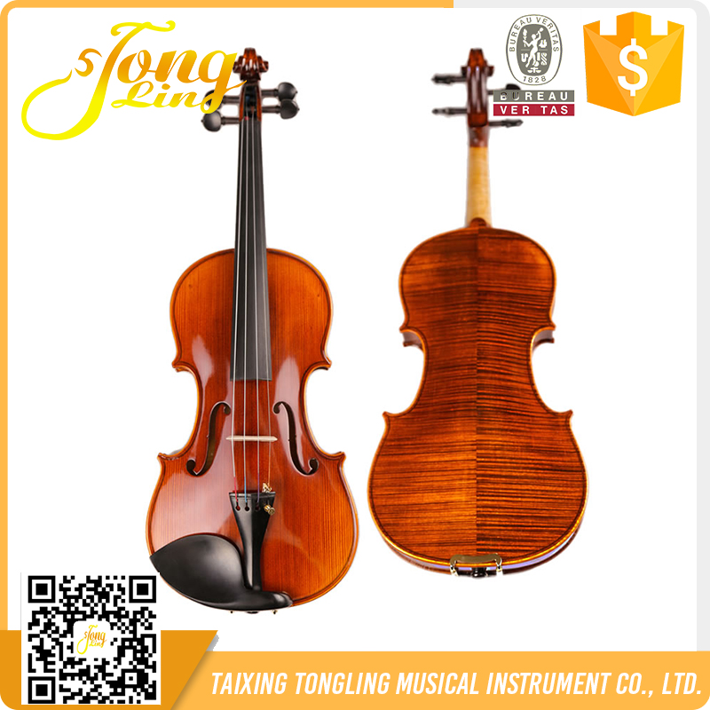 4/4 Carved Violin SculptureTL006