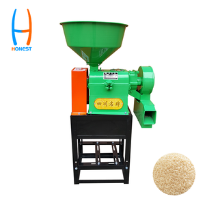 HONEST1615 High Capacity Mini Combine Parboiled Rice Mill Machinery Suppliers
