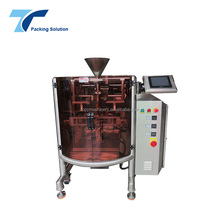 CE Approved New VFFS Form Roll Film Seal Packaging Frozen Meat Pack Machine