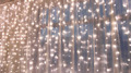 cheap led curtain wall light/led curtain wedding/led curtain light outdoor wholesale