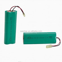 High Power Rate Ni-MH SC1500mAh 7.2v battery RC Car Batteries