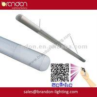 Alanod 320G aluminum suspended T5 indoor wall light(MX836)