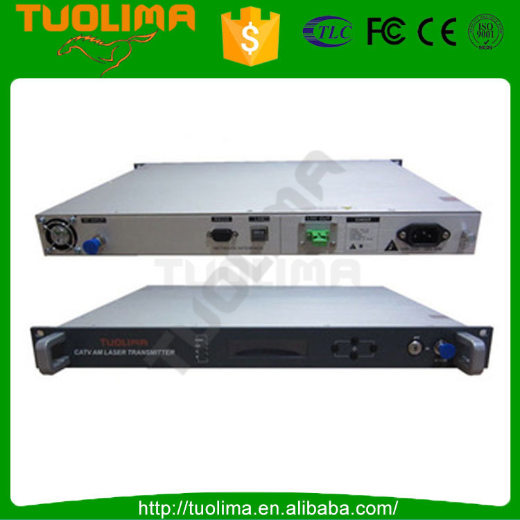 High quality 1310 fiber optic hd-sdi fiber optical transmitter and receiver