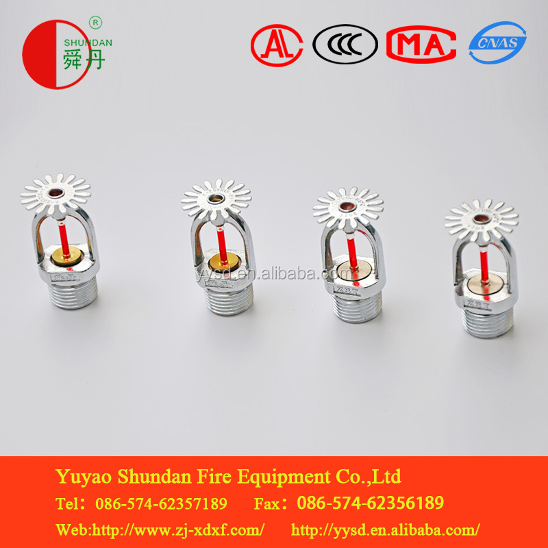 Brass fire sprinkler for automatic with 68 degree/pendent fire sprinkler