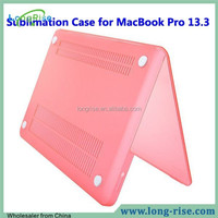 Alibaba Best Price Colorful Sublimation Case for MacBook Pro 13.3 inch