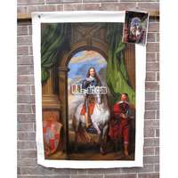 Charles I, King of England by Anthony Van Dyke u2art Handmade oil painting sample