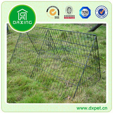 wire folding pet crate dog cage DXW002