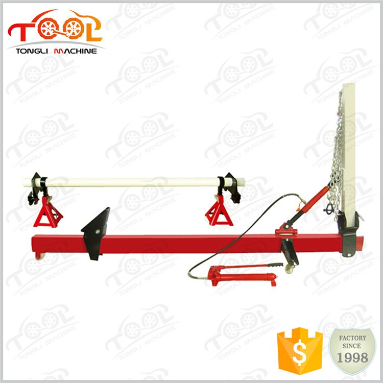 10ton TL1700-1 AUTO BODY SHOP EQUIPMENT PAINT Frame Straightener Kit