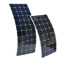 LINK SOLAR top quality back contact high efficiency sunpower cell Semi flexible Sol