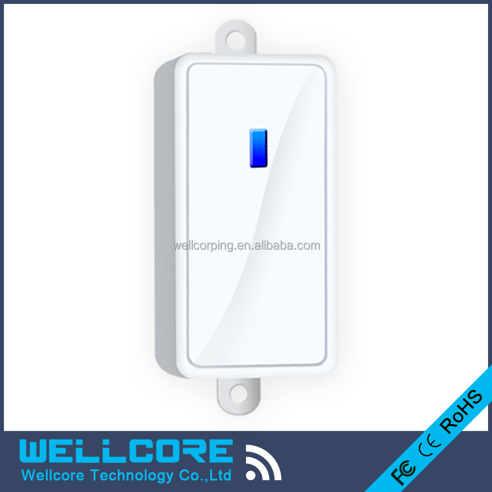 wholesale beacon CC2541,LED lighting Solar Cell ibeacon with Battery life 6 years