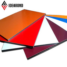 Wall Cladding System PVDF Aluminum Composite Panel