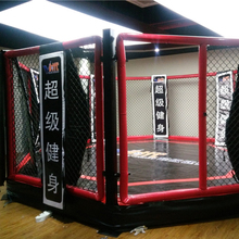 China factory training octagonal mma cages for sale,boxing ring
