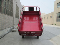 Popular model Cargo transport tricycles on sale four wheel tricycle for cargo