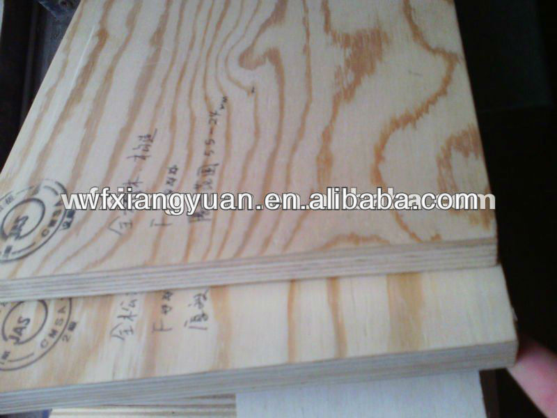 poplar/ pine LVL wood for pallet