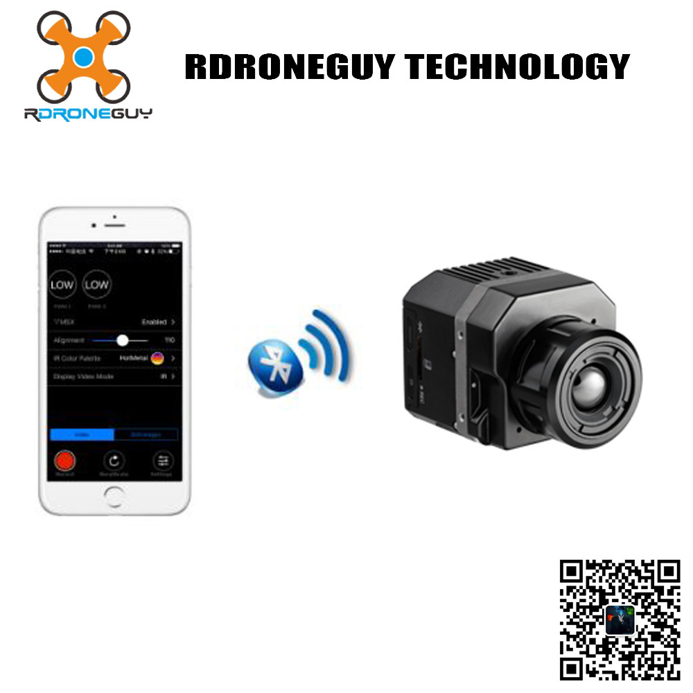 FLIR Thermal Camera with Bluetooth
