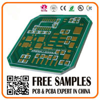 FR4 ROHS Compliance Smart Watches pcb printed 94v0 circuit board