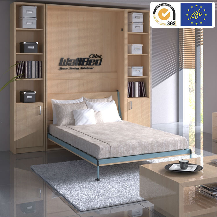Pull Down Wall Bed In Living Room Buy Folding Wall Bed