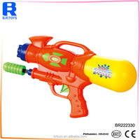 cheap price colorful toy hand water pump gun for kids