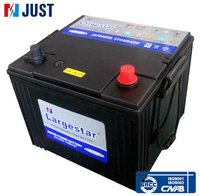 Promotion Largestar Lead acid maitenance free battery MF 6TN (12V 100AH )