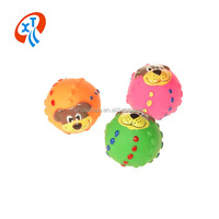 Wholesale Christmas pet toy squeaky vinyl dog toys