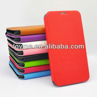 Fashion Smart Flip Folder Cover Ultra Slim Leather Case for Samsung Galaxy Mega 6.3 i9200