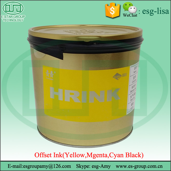 High Glossy Plastisol Oil Based Screen Printing Ink