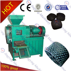 Rod Shape BBQ Biomass Bamboo Sawdust Charcoal Briquettes Machine / Coal Making Machine