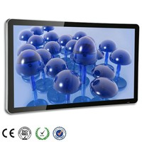 "32"" Back Fixing Android Wifi Auto LCD Advertising Player"