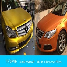 Chrome vinyl car wrap/ice film/ICE CAR COLOR CHANGING VINYL
