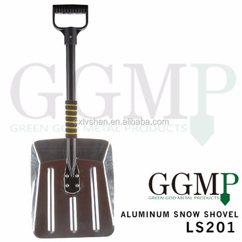 Auto Car Vehicle Winter essential emergency tool Aluminum Snow Shovel