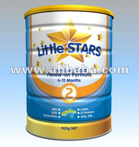 Little STARS baby milk powder