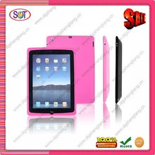 Flexible silicone laptop case for kindle touch ipad2