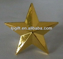 2013 hot sale and new arrival OEM and ODM brass star