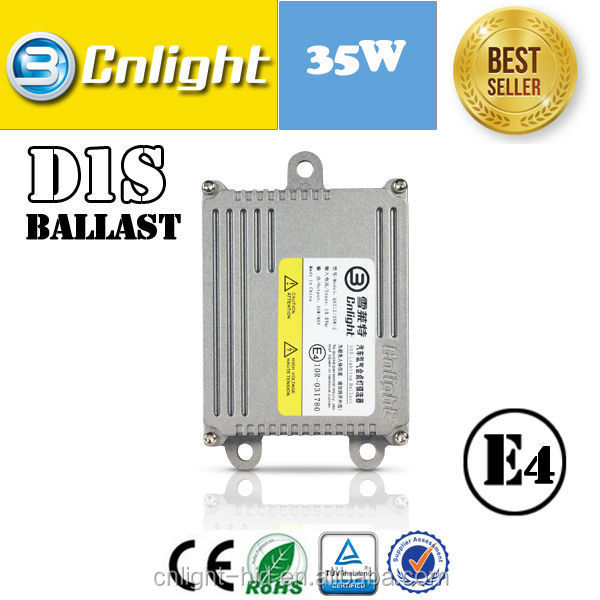 CNLIGHT ISO factory slim silver D1S xenon hid electronic ballast