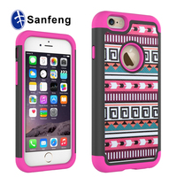 Low MOQ cheap price custom printed phone case for iphone 6