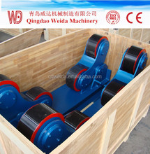 Self adjustable pipe welding turning rolls/rotators