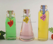 Beverage bottles, milk bottle, jasmine tea bottle