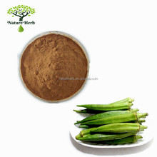 High Quality Organic Okra Extract Powder Prices