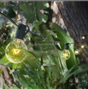 2017 the new led tree light outdoor for Christmas or weddding festoon lights