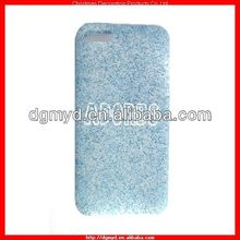 glitters color silicone phone case with your logo (MYD-1000)