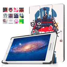 8'' Universal Case PU Leather Tablet PC Stand Cover For Lenovo A8 A5500 A8-50 MIIX 300