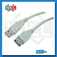 High speed OEM ODM usb shielded high speed cable 2.0