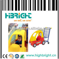 shopping buggy kids trolley cart shopping with fun