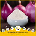 White color red onion powder air dried