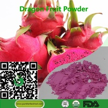 GMP factory supply,fruit flavoured powder drink,dragon fruit powder
