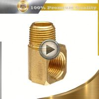 brass precision clamping blocks parts