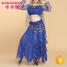 Professional Dance Wear Women Oriental Tribal Sexy Turkish Belly Dance Costume