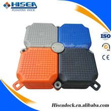 Plastic hdpe floating dock pontoons