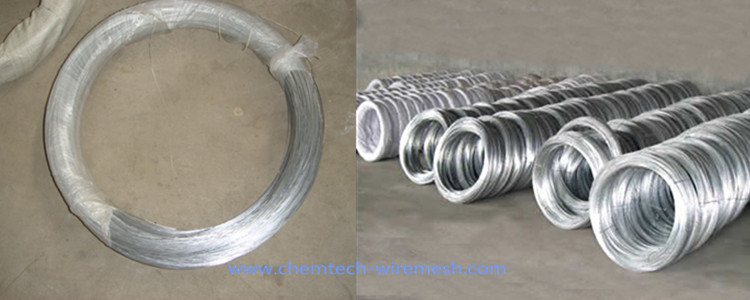 High Quality 0.5mm-2.5mm Zinc Coated Galvanized Straight Cut Binding Wire